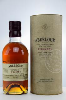 Aberlour a bunadh Batch 60