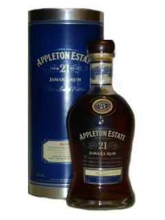 Appleton Estate 21 Jahre