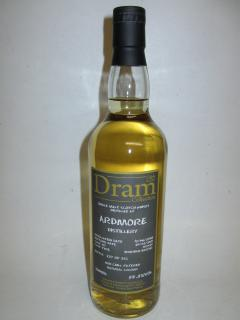 Ardmore Peated Cask Strength 2008