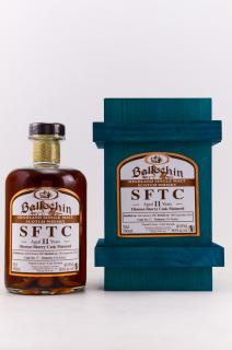 Ballechin Straight from the Cask Oloroso
