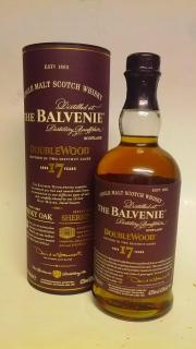 Balvenie 17 Jahre Doublewood