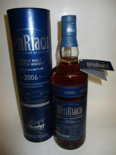 Benriach 2006 11 Jahre PX Exclusive Cask