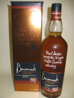 Benromach 10 Jahre 100 Proof