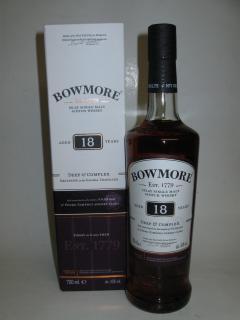 Bowmore 18 Deep & Complex