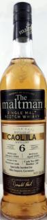 Caol Ila Cask Strength Maltman