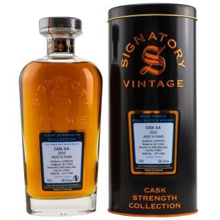Caol Ila Single Cask Strength Sherry