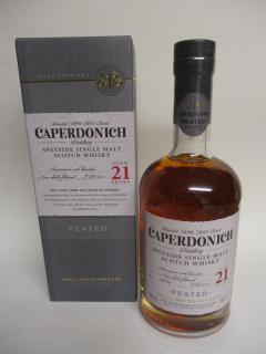 Caperdonich 21 Jahre Originalabfüllung