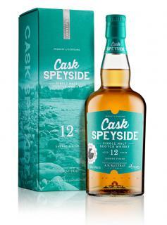 Cask Speyside(Macallan) Sherry Finish