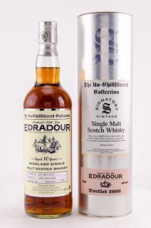 Edradour First Fill Sherry Butt Cask 80