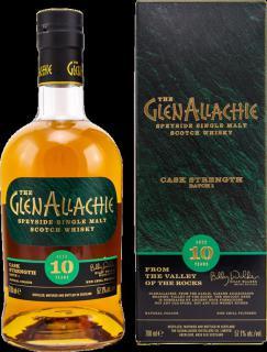Glenallachie 10 Jahre Cask Strength