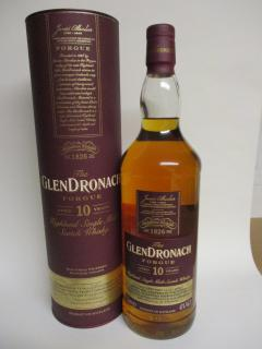 Glendronach 10yo Forgue Liter