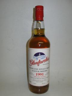 Glenfarclas Christmas Malt 1991