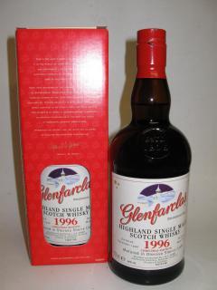Glenfarclas Christmas Malt 1996
