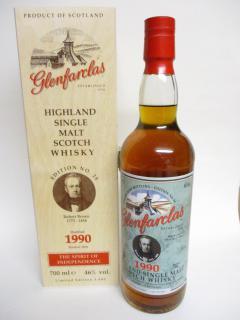 Glenfarclas 1990 Edition 24 Robert Brown