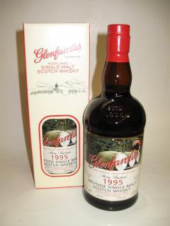 Glenfarclas Vintage 1995 Cask Strength