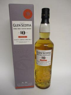 Glen Scotia 10 Jahre Peated
