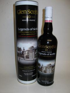 Glen Scotia Picture House Heavily Peated