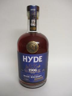 Hyde Nr 9 Iberian Cask Irish Whiskey Port Cask