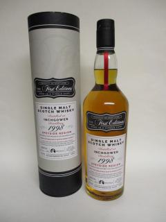 Inchgower 23 Jahre Single Cask Strength