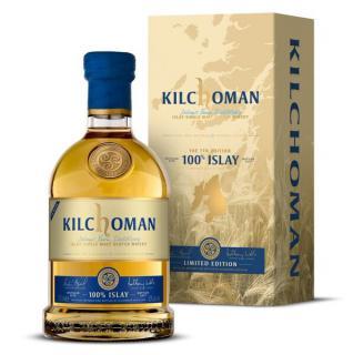 Kilchoman 100% Islay 7.Edition