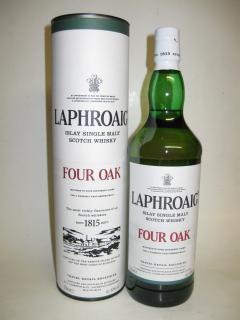 Laphroaig Four Oak Ein Liter