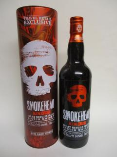 Ardbeg Smokehead Riot Rum Cask