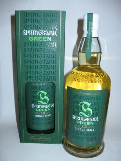 Springbank 12 Jahre Green