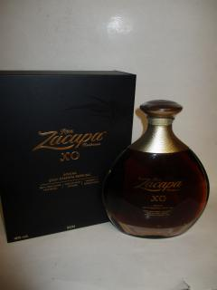 Zacapa XO Karaffe neue Ausstattung