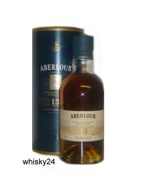 Aberlour 15 Sherry Select Cask