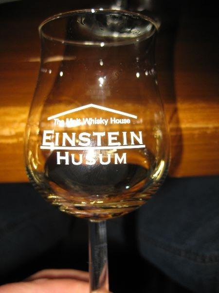 Nosingglas Einstein