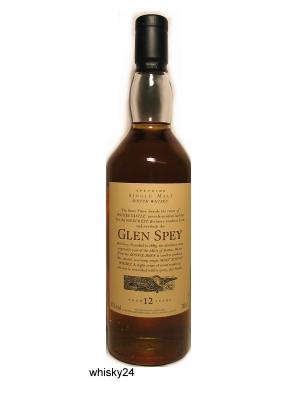 Glen Spey 12 Jahre Flora und Fauna