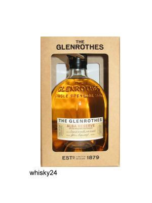 Glenrothes Alba