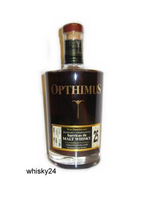 Opthimus 25 Jahre Malt Whiskybarrel