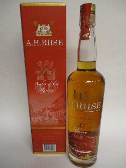 A.H.Riise XO Ambre d'Or