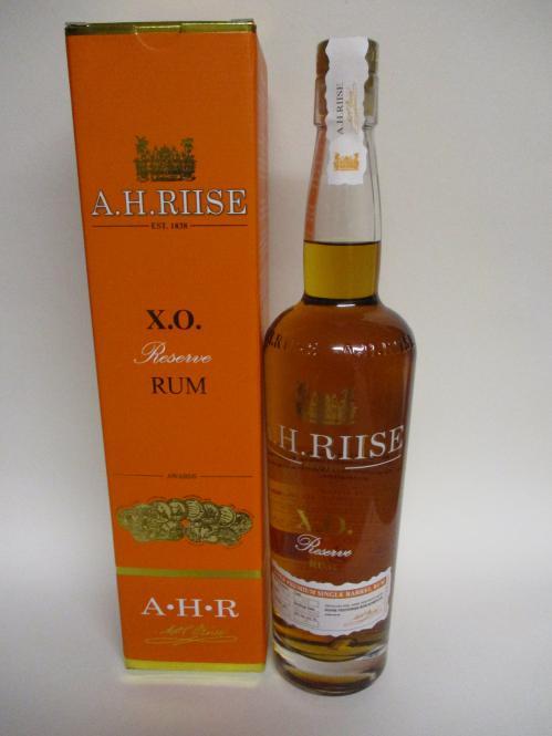 A.H.Riise XO Reserve Single Barrel