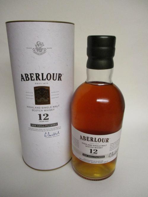 Aberlour 12 Jahre Non Chill-Filtered
