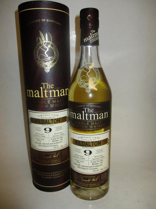 Ardbeg Maltman Kildaton