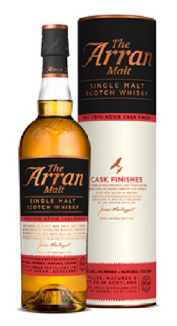 Arran Côte-Rôtie Finish