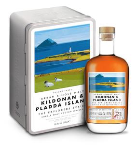 Arran Explorers 3 Kildonan & Pladda Island