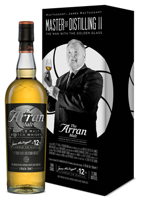 Arran 12yo Malt Master of Distilling II