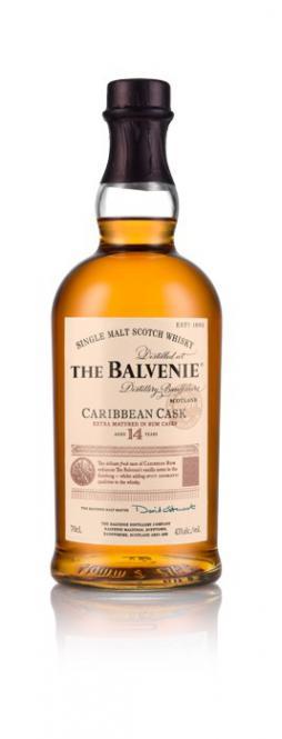 Balvenie 14 Jahre Carribean Cask
