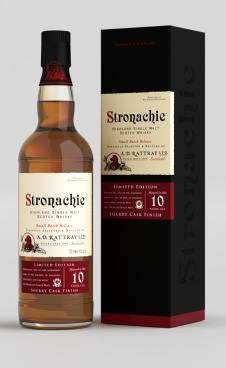 Benrinnes Stronachie 10 Jahre Sherry Cask Finish
