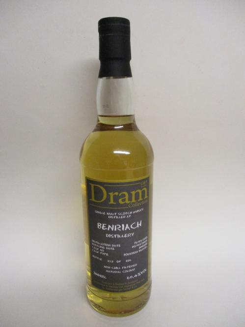 Benriach Cask Strength Bourbon Barrel
