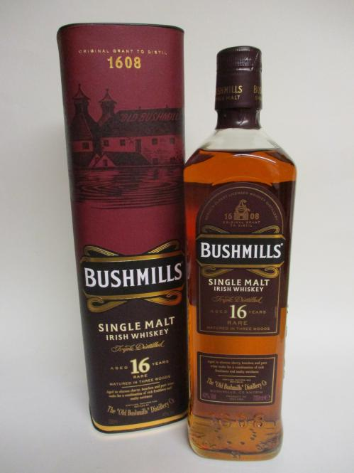 Bushmills Three Wood 16 Jahre