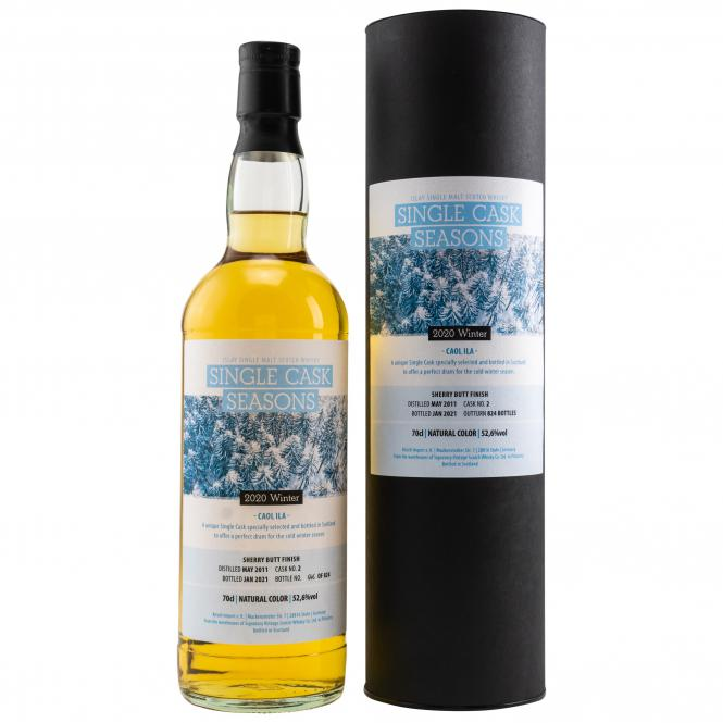 Caol Ila Seasons Cask Strength