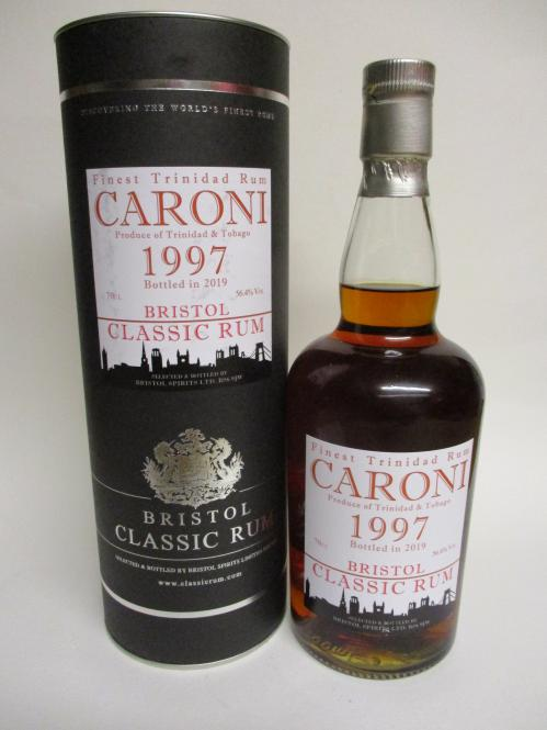 Caroni Rum 1997