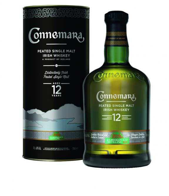 Connemara 12 Jahre peated Single Malt