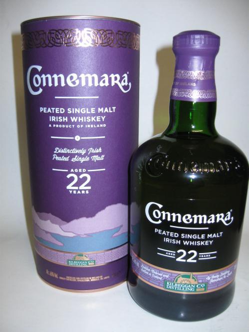 Connemara 22 Jahre Peated