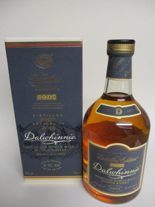 Dalwhinnie Distillers Edition 2018