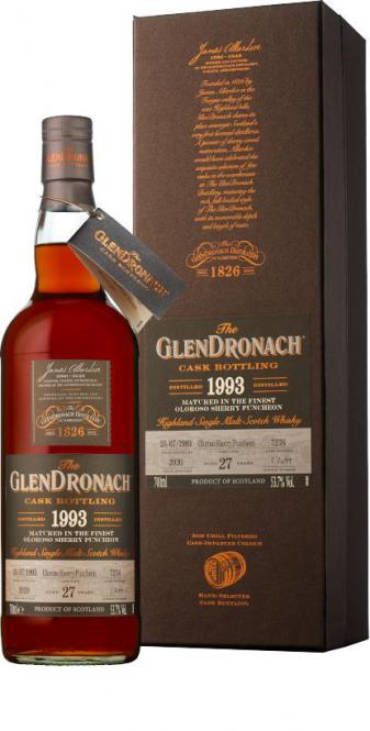 Glendronach Batch 18 1993